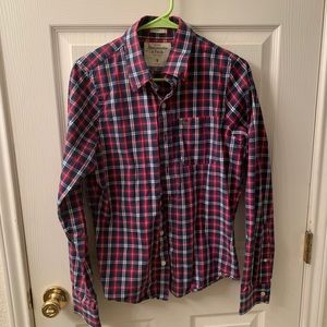 Men's Abercrombie Button Up Shirt